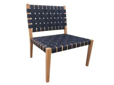 Woven chair without armrest O197